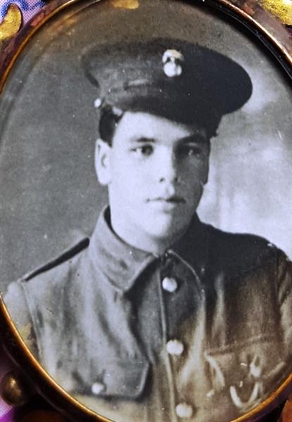 Private Richard Scott
