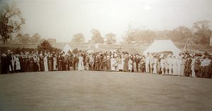 Bowling club 9th June 1892