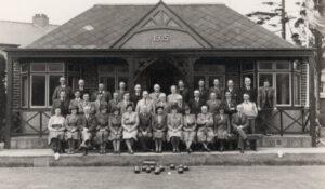 Coldstream Bowling Club 1947.