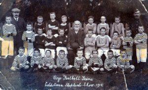 Coldstream Football Club Boys Team 1908