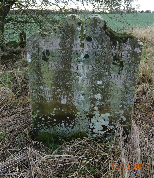 Horndean churchyard - 5 - Cunningham