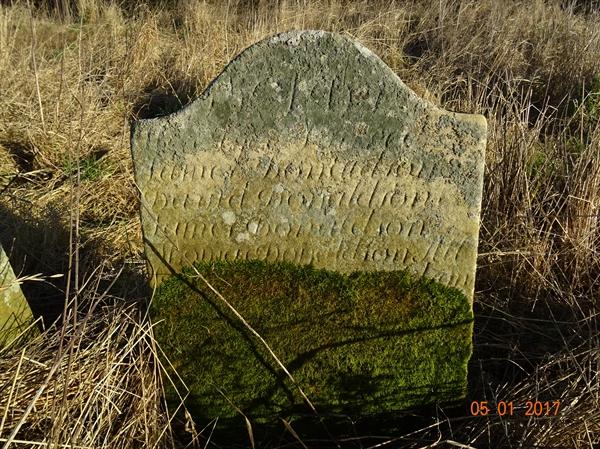 Horndean churchyard - 2 -  Donaldson