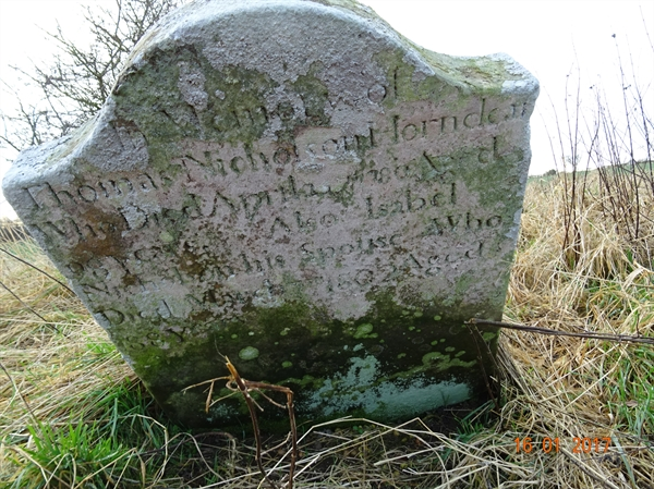 Horndean churchyard - 3 - Nicholson
