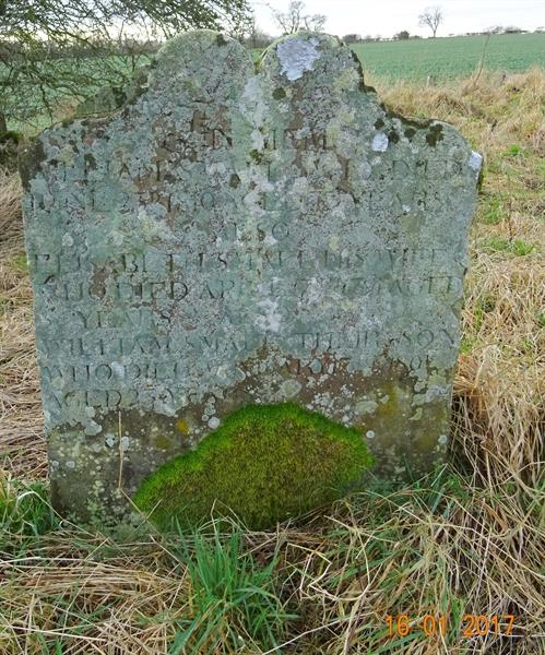 Horndean churchyard - 4  - Small