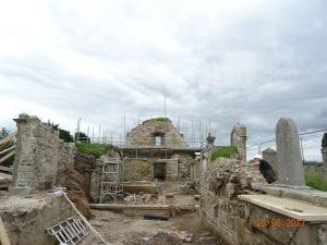 Its a building site