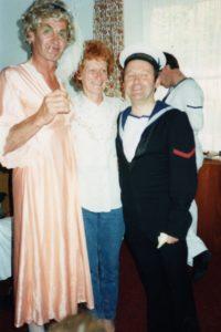 Civic Week 1994 David Clarke, Margaret Elliot John Elliot