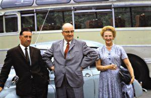 Jimmy Douglas in Civic Week 1968