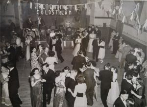 We think this is the very first Civic week ball in 1952.