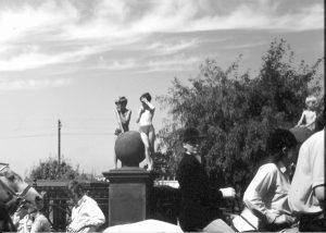 Civic Week at the War Memorial 1968