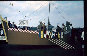 Float on Fancy Dress Parade