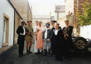Lukes Lane before the Parade 1995