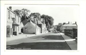 Besom High St Coldstream on the left.