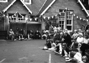 Civic Week visit to Cottage Hospital