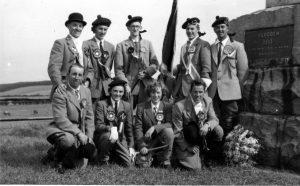Border Principles at the Flodden Memorial
