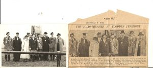 Coldstreamer_At_Flodden_1957