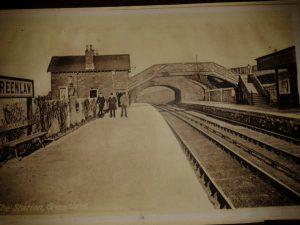 Greenlaw station