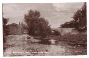 Leesmill and old Leet Bridge
