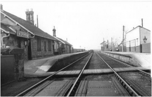 Norham Station