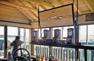Signal box at Norham Station