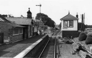 Photograph of Chirnside Station