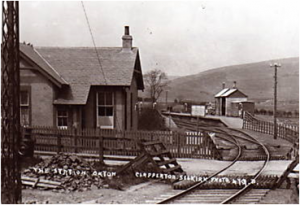 Oxton Station