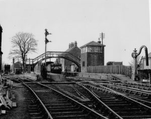 Cornhill station