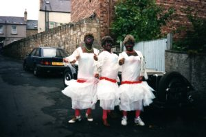 The Three Bally Dancers