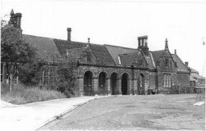 Tweedmouth Station