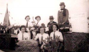 Carmichael float 1951