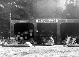 Hogg and Wood trade stand