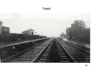 Twizell Station