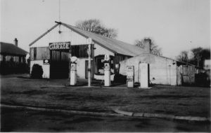 Swans Garage  Tom Swan who sold the Garage to Rutherfords in the 1950s