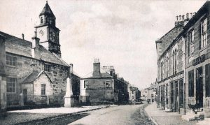 Old Parish Church before 1909