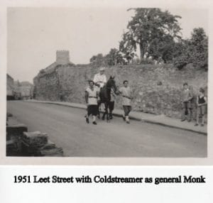 Leet Street with General Monk