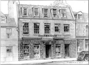 Hogg and Wood Shop