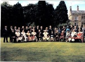 Town Council at Tillmouth Park