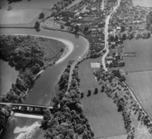 Arial Coldstream photograph about 1956