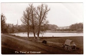 Tweed at Coldstream