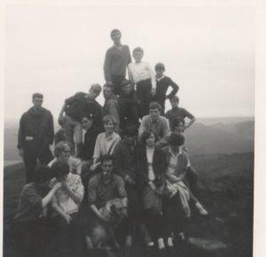 Cornhill Youth Club 1970