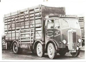 F & F Moffat they were hauliers based at Donaldsons Lodge