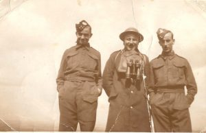 Hirsel searchlight detachment  1944