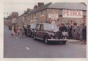 Queens Visit 1960s