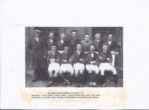Tillmouth Football Club 1927-28