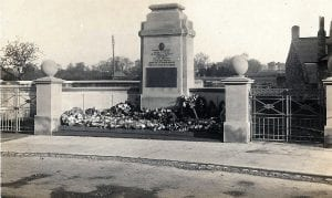 Coldstream War Memorial
