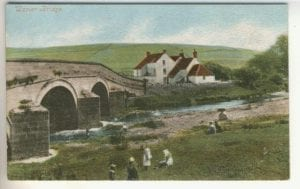Wooler bridge