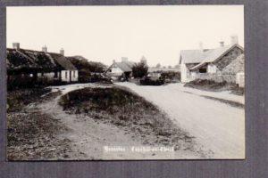Banxton village