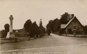 Cornhill War Memorial