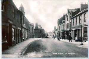 High St Coldstream about 1900