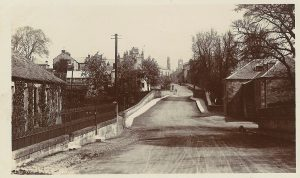 Old Leet Bridge Looking East.