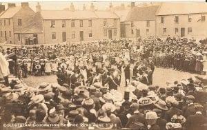 Coronation Service 22nd June 1911